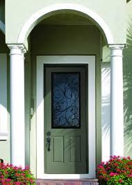 doors inspiring therma tru fiberglass entry doors therma tru smooth star grey door white wall