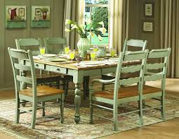Green Dining Room Furniture Magnificent  Home Design Ideas
