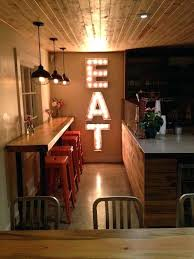 eat letters in kitchen large old vintage style marquee letters metal steel eat letters for kitchen eat letters in kitchen