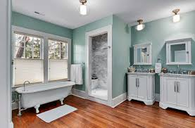 popular cool bathroom color:  amazing cool paint color for bathroom with vanity and white cabinets plus with paint colors for