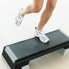 Image result for picture of exercise step