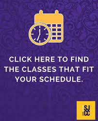 Block Scheduling Colleges Sjcc Schedule Of Classes