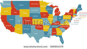 United States Map Of The World United States Map Vector Download Free Vector Art Stock Graphics