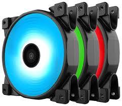 Комплект <b>вентиляторов</b> для корпуса <b>PCcooler HALO RGB</b> KIT