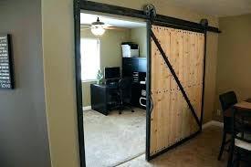 home office doors. Office Barn Doors Glass Home Door Style Interior Rustic Top Mount Sliding