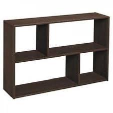 home office bookshelf. 4- Cube Step Storage Unit Shelf Bookcase Bookshelf Home Office Wooden Organizer