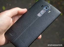 lg g4 now available at carphone warehouse black leather option exclusive to retailer