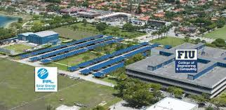FPL And FIU Join Forces On Innovative Solar Research Facility Florida Power And Light Solar