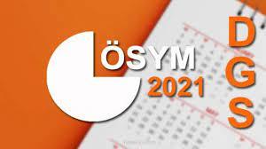 DGS sonuçları ne zaman açıklanacak? ÖSYM 2021 takvimini duyurdu! Dikey  Geçiş yapacaklar dikkat... - GÜNCEL Haberleri