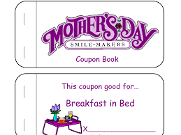 Download and print out one of these delightful, fun, free printables for mom. Printable Mother S Day Coupon Book And Activities