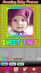 baby faces frames