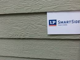 composite exterior siding panels. Here Comes LP Smartside Composite Exterior Siding Panels