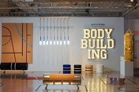 Furniture Collection Reimagines the Gym as Luxurious Living Space