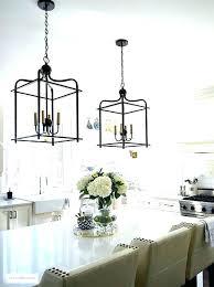 large lantern style chandelier large farmhouse chandelier