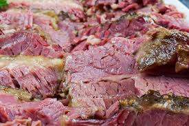 slow cooker corned beef don t sweat