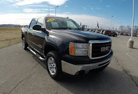 2008 GMC Sierra 1500 SLE VortecMAX Z71 Crew Cab Black | Leather ...