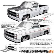 Truck chevy c10 project trucks : All sizes | Truck Tuesday, #SEMA Edition: Look for the ...