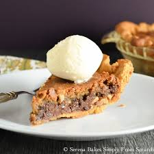 chocolate chip pie. Interesting Chip Perfect Chocolate Chip Pie Is A Brown Butter Chocolate Chip Cookie With  Crispy Outside And In