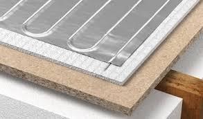 heated hardwood and engineered floors