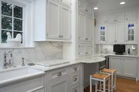 white kitchen shaker cabinets shaker cabinets white kitchen traditional with bar sink bin pulls image by