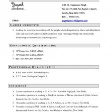 Cover Letter Download Our Sample Of Sample Job Application Resume