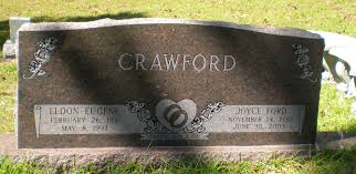Eldon Eugene Crawford (1931-1993) - Find A Grave Memorial