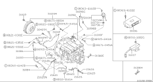 1990 nissan stanza oem parts nissan usa estore illustration