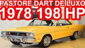 PASTORE Dodge Dart De Luxo 318 1978 MT4 RWD 5.2 V8 198 hp 41,5 ...