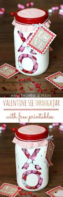 Crafts With Mason Jars 54 Mason Jar Valentine Gifts And Crafts Diy Joy