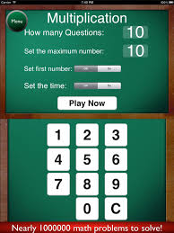 Math Flash Cards * on the App Store