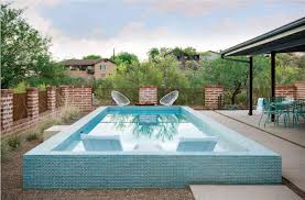 Water Wall Design Guidelines 33 Small Swimming Pools With Big Style