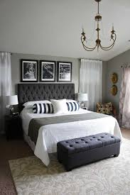 white and black master bedroom paint color ideas