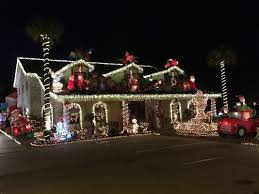 Monroes Best Free Christmas Light Show Gets Even Brighter