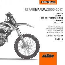 2018 ktm powerparts catalogue. fine powerparts dvd repair manual 250 f 20052018 in 2018 ktm powerparts catalogue o