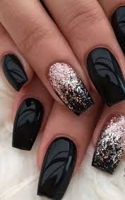 Pin by Jeannie Champion on Uñas decoradas en gel | Coffin nails ...
