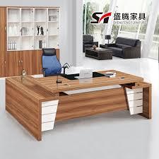 boss tableoffice deskexecutive deskmanager. Sheng Tenggong Wood Furniture Boss Desk Executive Manager Minimalist Modern Plate Head Table Tableoffice Deskexecutive Deskmanager E