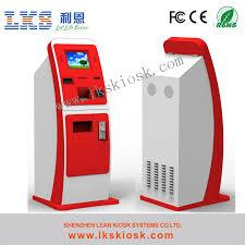 Cash Vending Machine Custom Touch Screen Vending Machine Atm Cash Machine With Coin Operator