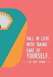 Diet Workout Journal Diet Diary Journal Fall In Love With Taking Care Of