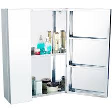 Bathroom Mirror Storage Bathroom Mirror With Storage Perfect Diy Ingenious Canned Food