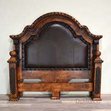 spanish style bedroom furniture. Custom Spanish Beds Rustic Bedroom Furniture Style F