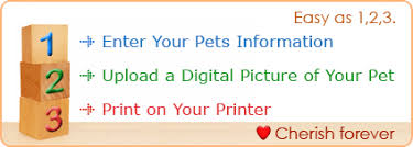 Printable Birth Certificates For Pets Download Them Or Print