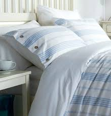 cottage style duvet covers stylish blue and white striped duvet cover set made from yarn dyed