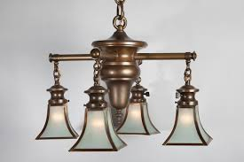 arts and crafts chandelier. Arts-crafts-mission-brass-chandelier-1100-2 Arts And Crafts Chandelier