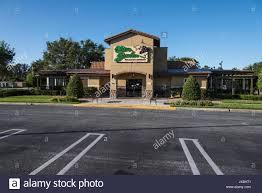 olive garden restaurant leesburg florida usa stock image