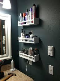 bathroom wall storage open bathroom shelves from pieces next to the mirror creative bathroom wall cabinet bathroom wall storage