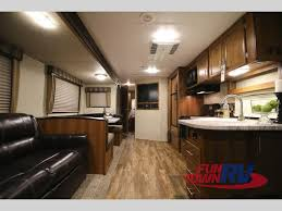 Travel trailers interior Jayco Travel Prime Time Avenger Travel Trailer Interior Roaming Times Prime Time Avenger Travel Trailers Quality Variety And Comfort