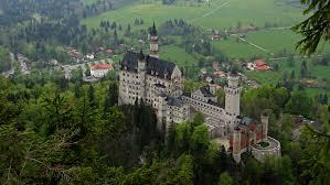Visit Mad King Ludwig's <b>Fantasy Castles</b> Near Munich in Germany
