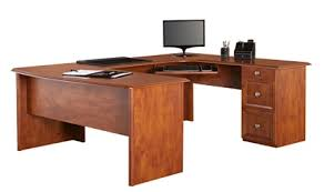office depot l shaped desk. realspace broadstreet contoured u shaped desk with 92 l connecting bridgeshell maple by office depot u0026 officemax e