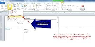 Apa Setup Formatting Style In Word Inside Format Template Ms Apa Dipmycar Co