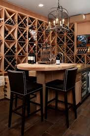 Wine Cellar Dining Room Plans